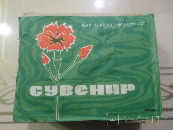 Сувенир ручка в родной коробке, фото №2