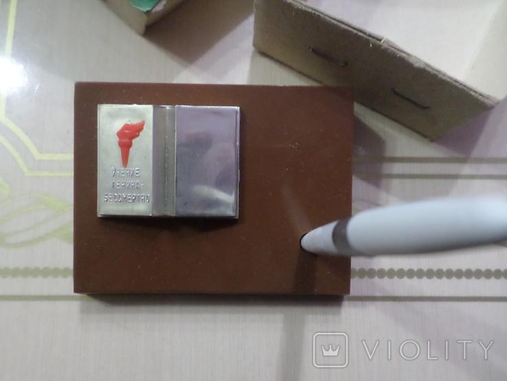 Сувенир ручка в родной коробке, фото №5