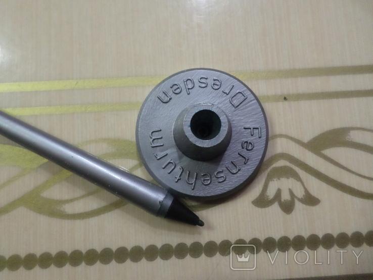 Сувенир ручка телебашня Дрезден Германия, фото №9