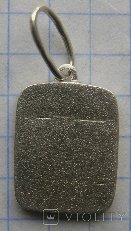 Кулон. Серебро 925 пр. Вес - 2,61 г., фото №4