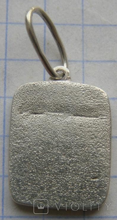 Кулон. Серебро 925 пр. Вес - 2,61 г., фото №5