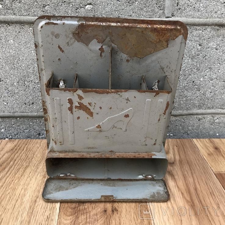 Обувной ящик для щёток, фото №2