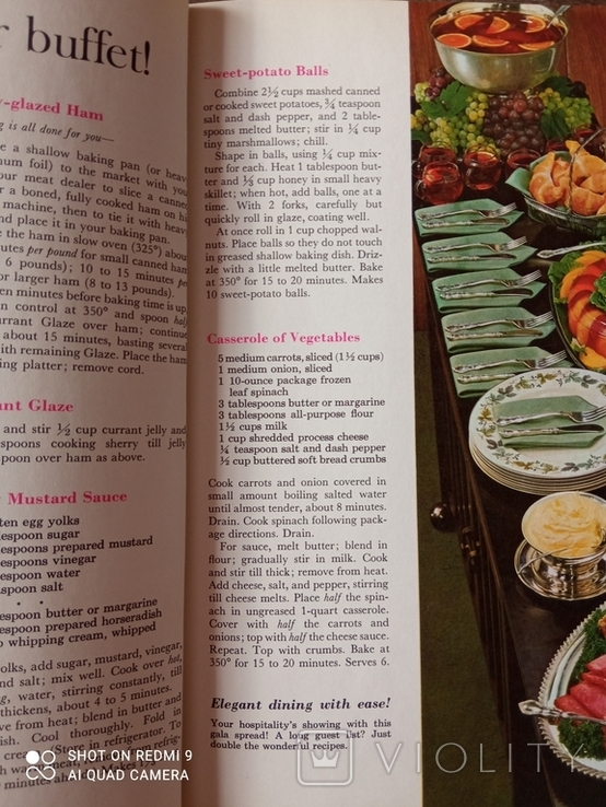 BEST BUFFETS:110 wonderful recipes for entertaining buffet style., фото №9