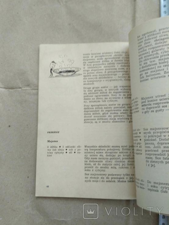Potrawy z jaj 1967h, фото №5