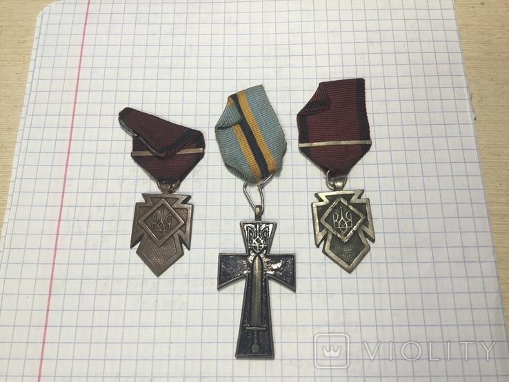 Знак Петлюры и знаки УПА, фото №2
