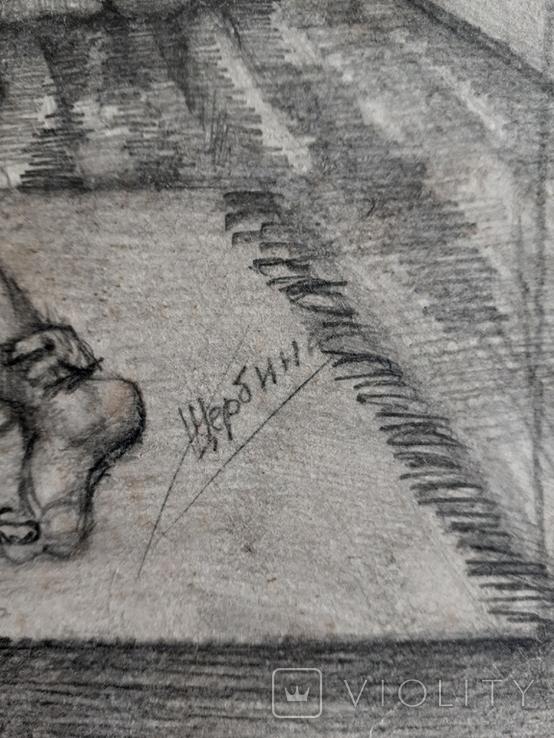 Борцы., фото №5