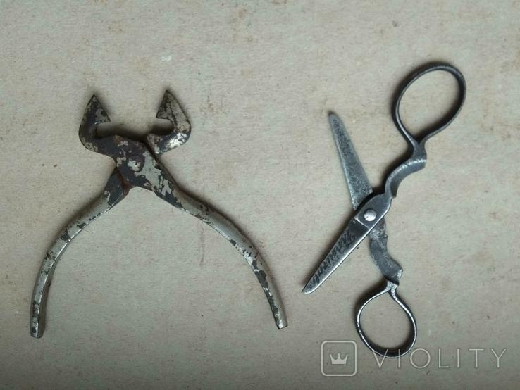 Ножницы, кусачки для сахара., фото №5
