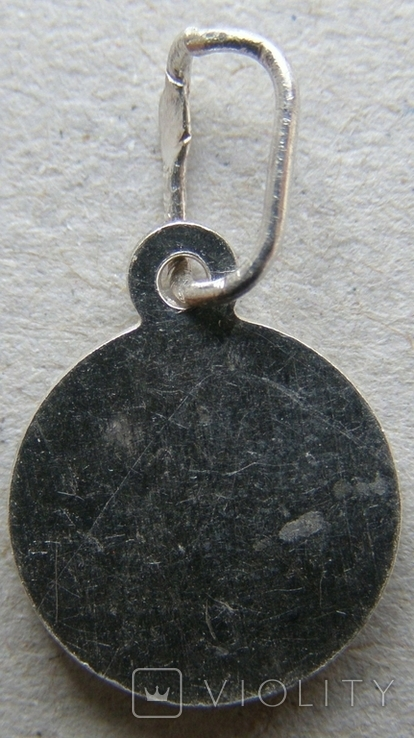Кулон. Серебро 925 пр. Вес - 0,89 г., фото №4