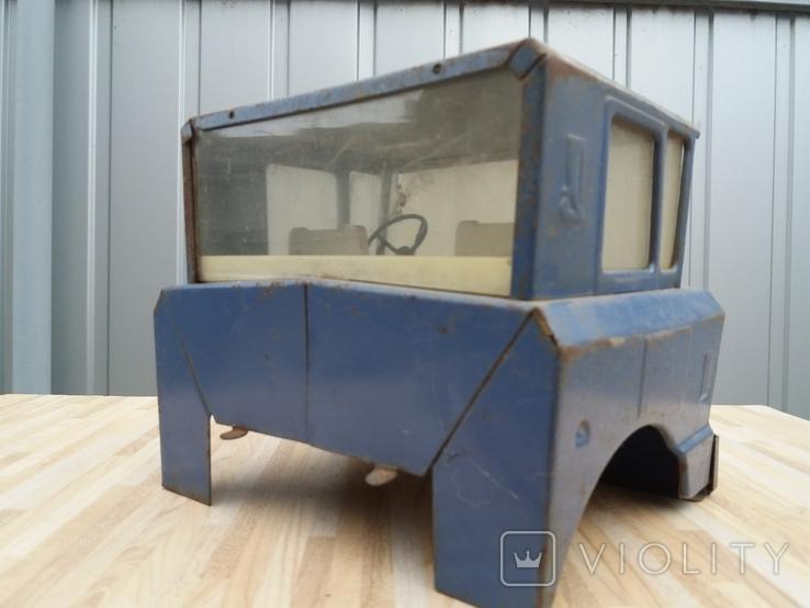 Кабина от грузовика, фото №4