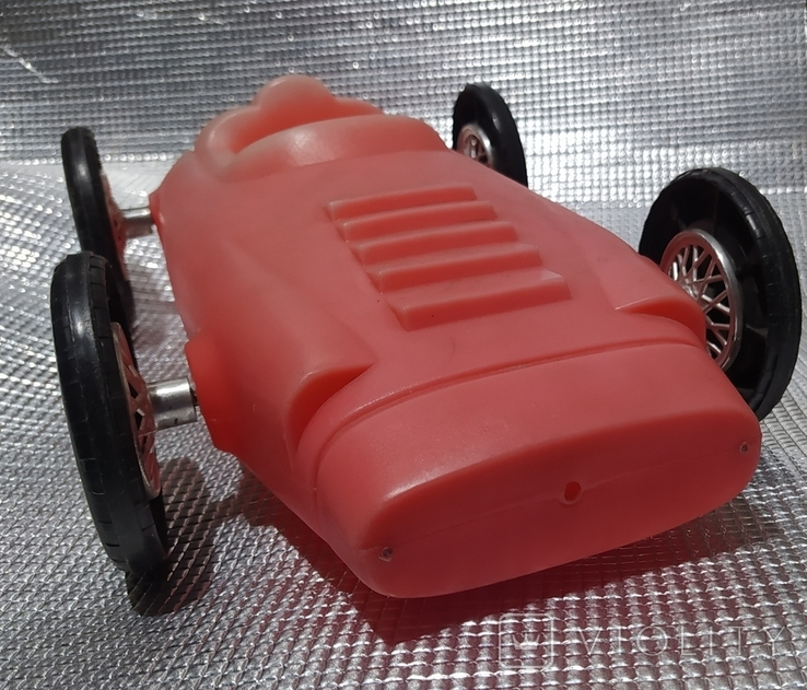 Гоночний автомобіль ссср, фото №2