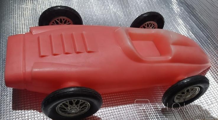 Гоночний автомобіль ссср, фото №12