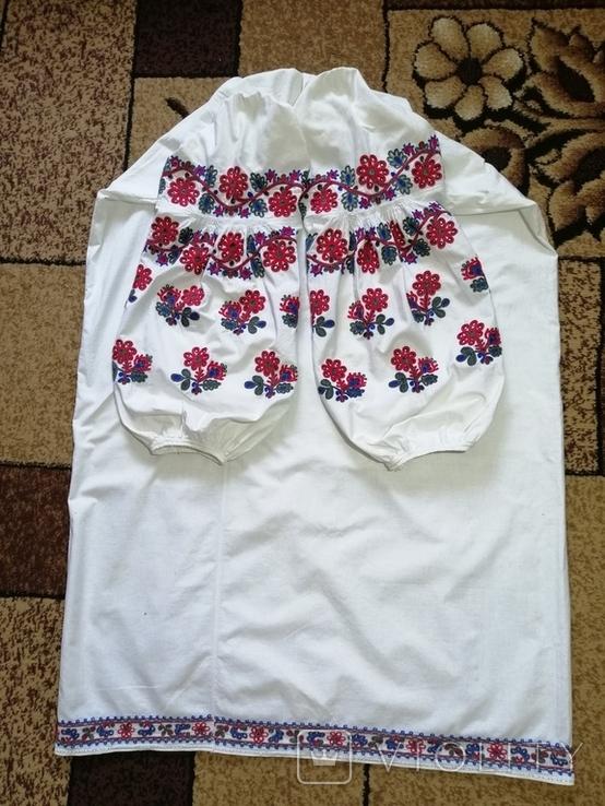 Сорочка вишита тамбуром №3, фото №3