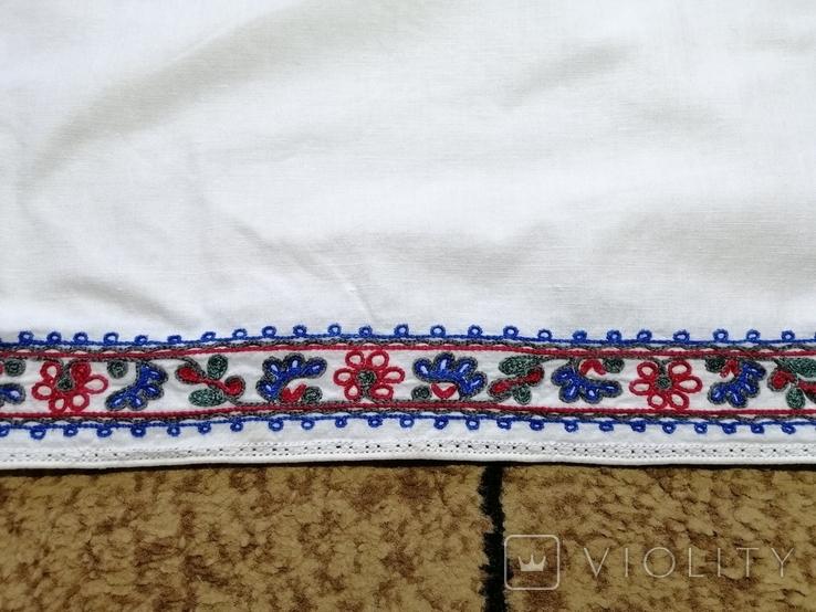 Сорочка вишита тамбуром №3, фото №6