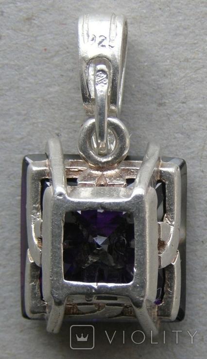 Кулон. Серебро 925 пр. Вес - 5,76 г., фото №4