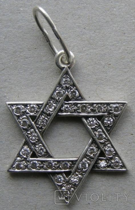 Кулон. Серебро 925 пр. Вес - 3,18 г., фото №3