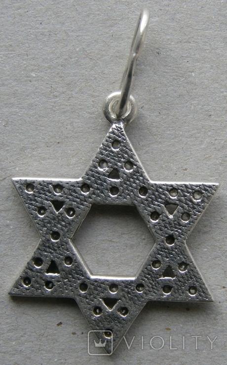 Кулон. Серебро 925 пр. Вес - 3,18 г., фото №4