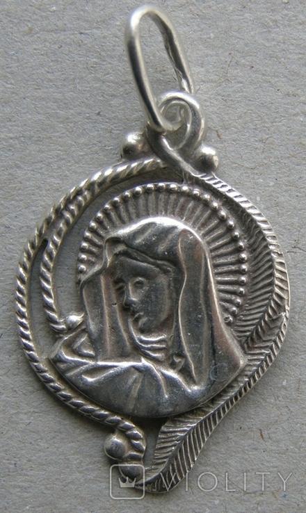 Кулон. Серебро 925 пр. Вес - 2,15 г., фото №3