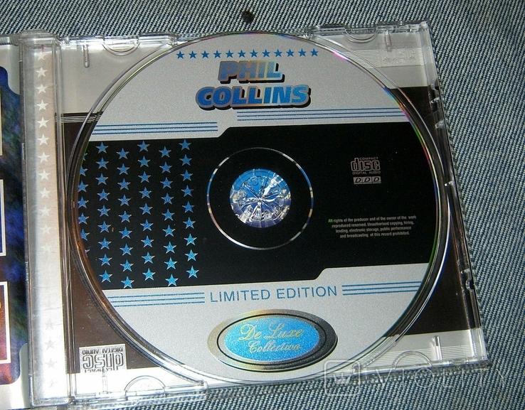 CD Phil Collins, фото №3