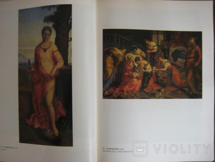 Живопись старых мастеров в музеях советского союза, фото №6