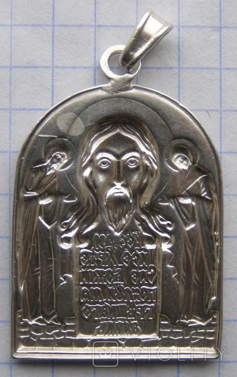 Кулон. Серебро. Вес - 4,8 г., фото №4