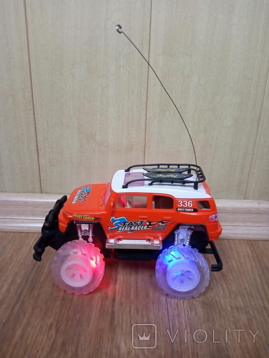 Машинка на радиоуправлении.(1), фото №4