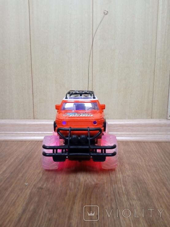 Машинка на радиоуправлении.(1), фото №5