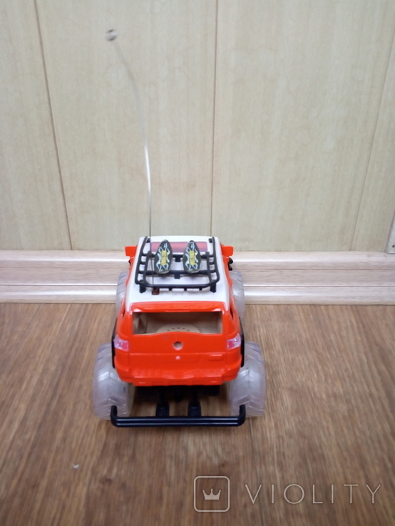 Машинка на радиоуправлении.(1), фото №6