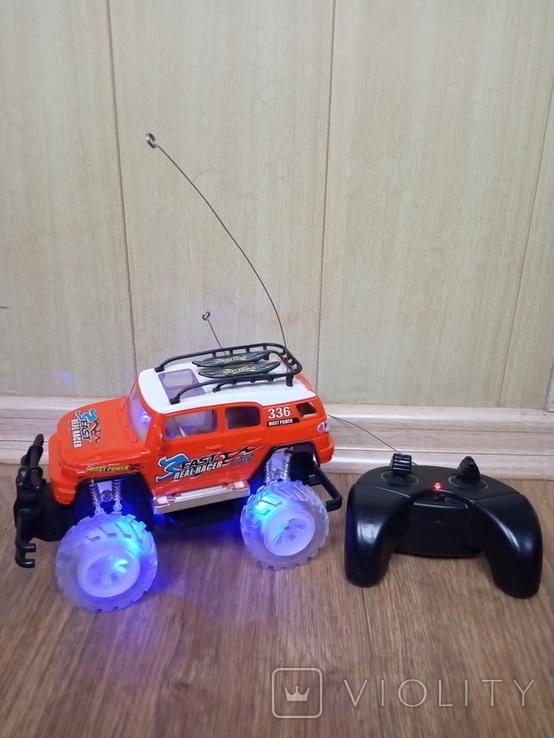 Машинка на радиоуправлении.(1), фото №10