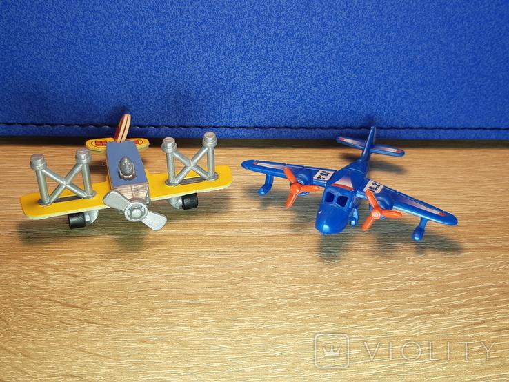 Киндер сюрприз самолеты 009, фото №3