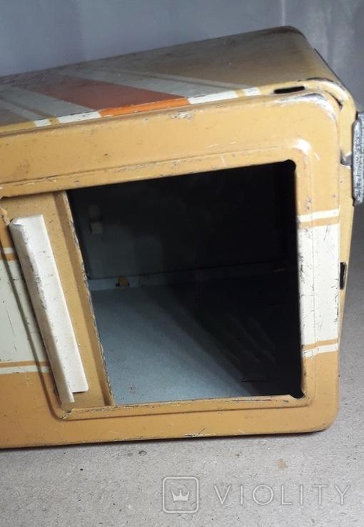 Бутка к машины ХЛЕБ из СССР размер 16Х11,3Х9 см., фото №6