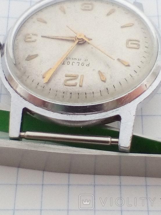 Часы Полет 17 камней 1 мчз, фото №7