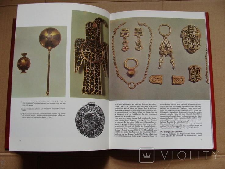 Великие культуры Кнаура в цвете - утро запада. От античности до средневековья, фото №12