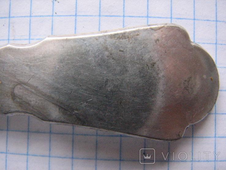 Мерная ложка. чайная. алюминий.Германия, фото №8