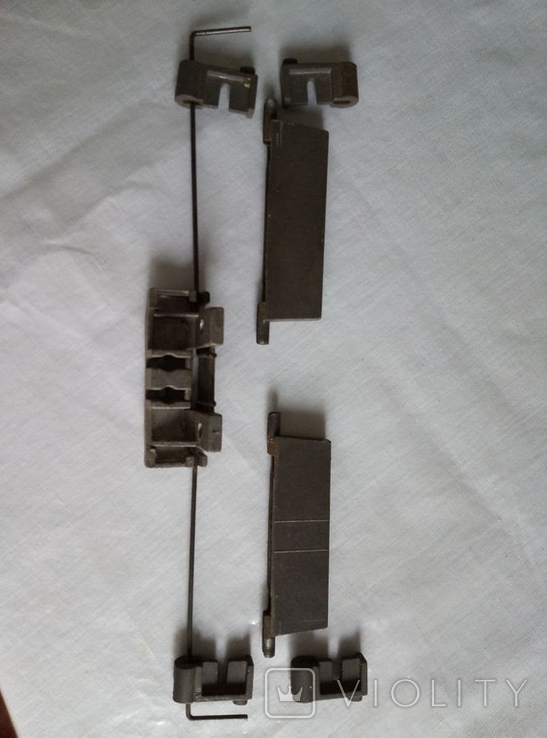 Вега 206 разборка, комплект амортизации открывания крышки ЭПУ!, фото №2