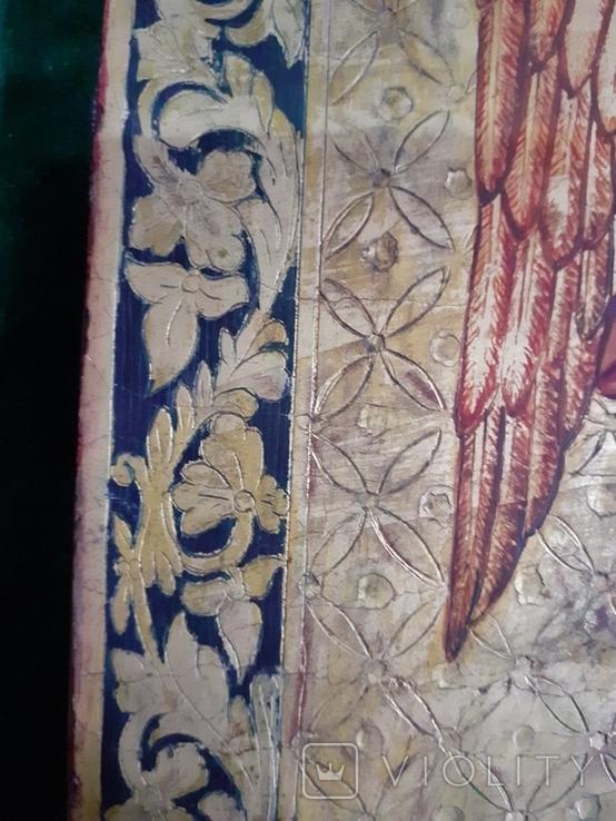 Икона св. Михаил, фото №7
