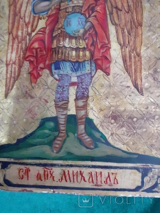 Икона св. Михаил, фото №8