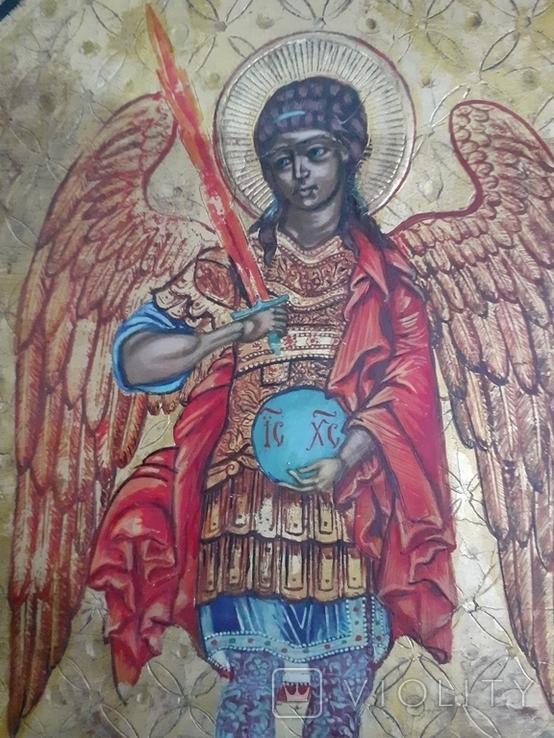 Икона св. Михаил, фото №10
