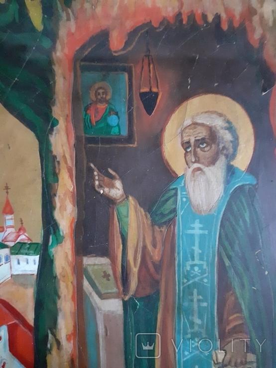 Икона св.Тихон, фото №9
