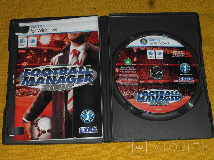 Football Manager 2008, фото №2