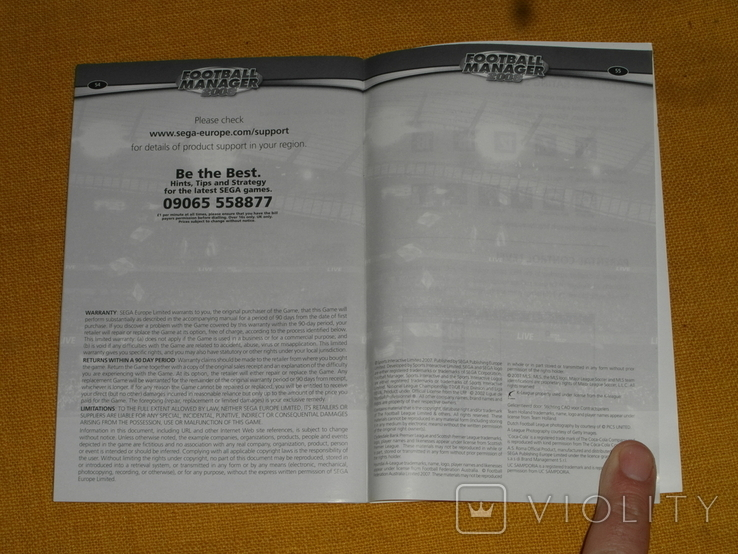 Football Manager 2008, фото №5