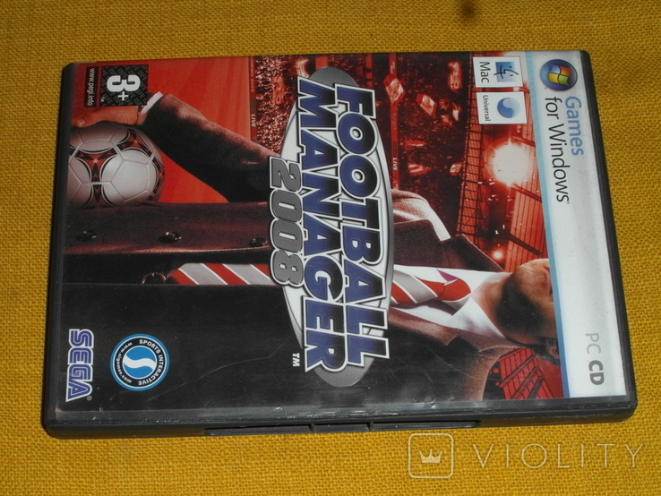 Football Manager 2008, фото №10