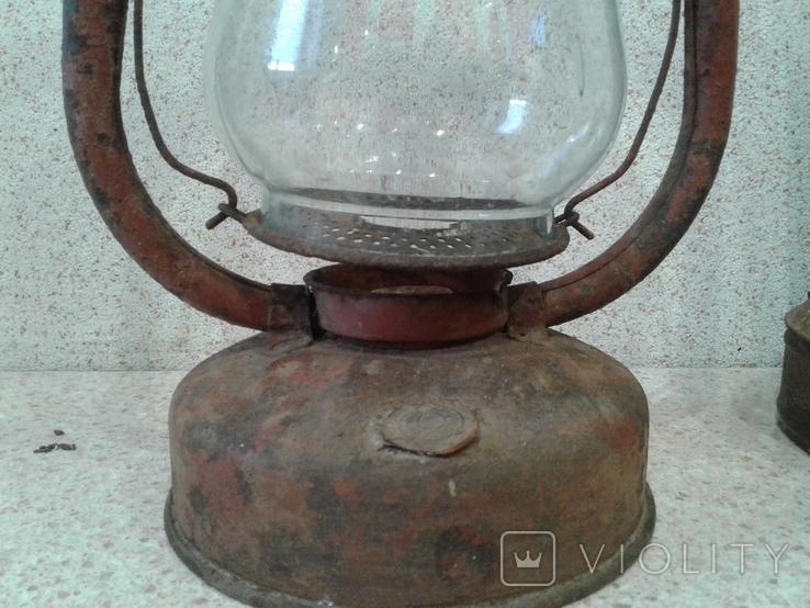 5 ламп керосиновых (разные), фото №10