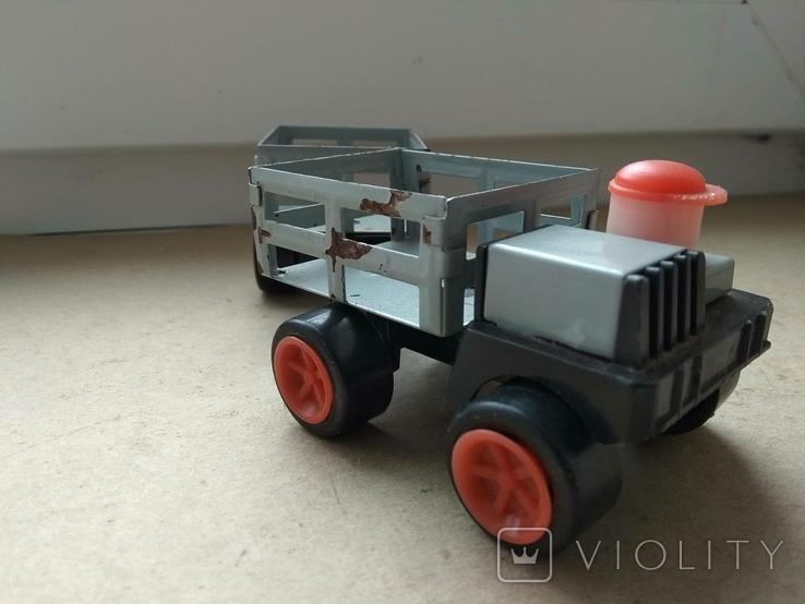 Машинка с прицепом., фото №5