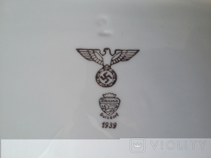 Салатница Вермахт, фото №2