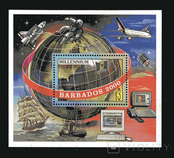 Барбадос 2000 - Миллениум. Блок