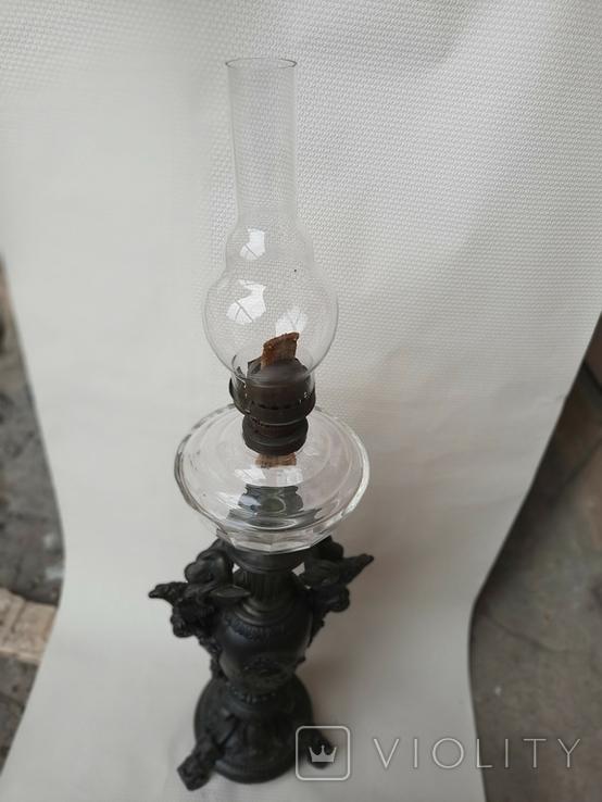 Керосиновая лампа Германская империя., фото №10
