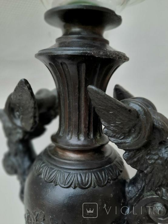 Керосиновая лампа Германская империя., фото №11