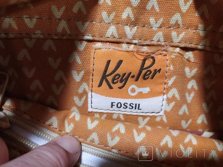 Сумка Key Per Fossil., фото №8