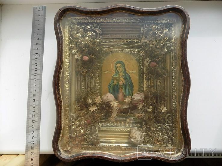Икона Божией Матери Калужской, фото №2