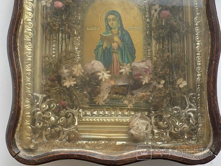 Икона Божией Матери Калужской, фото №4